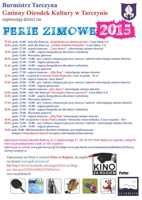 ferie-2015-ogolne